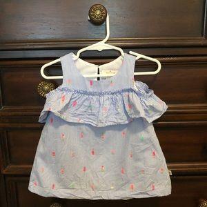 Kate Spade Popsicle Tank Dress